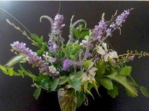 Image of a flower arrangement