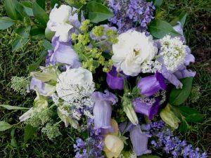 Image of an arrangement of plants to illustrate floral craft workshops