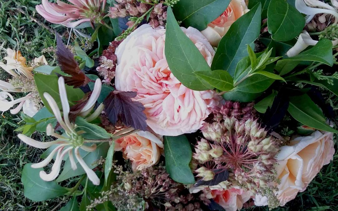 Summer flower posy workshop