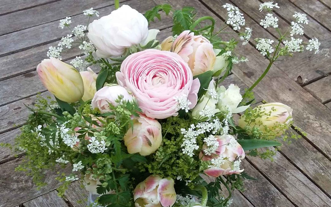 Spring Flower Posy Workshops