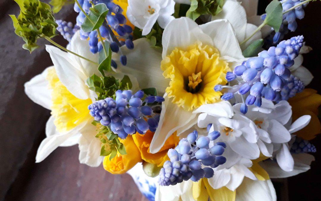 Spring Flower Club