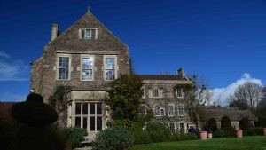 Hanham Court, venue for Crafty Gardeners Summer Flower Arranging course near Bristol, Somerset and Wiltshire